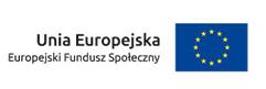 Logotyp Europejskiego Funduszu Społecznego
