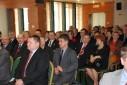Zdjęcie z inauguracji Partnerstwa na rzecz promocji zatrudnienia i przedsiębiorczości